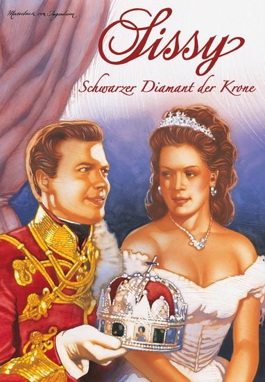 Sissy Band 8 - Schwarzer Diamant der Krone - cover