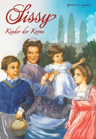 Sissy Band 15 - Kinder der Krone - cover
