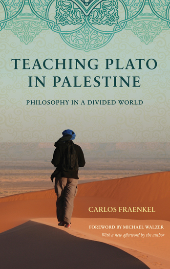 Teaching Plato in Palestine - Philosophy in a Divided World - cover