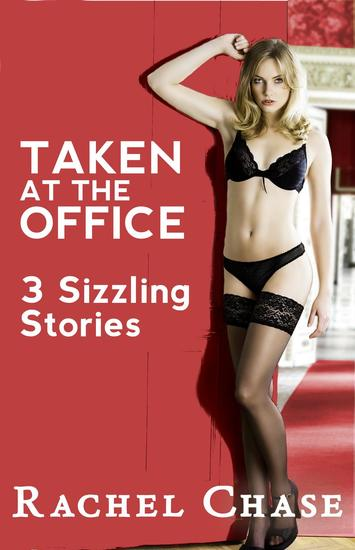 Taken at the Office - Office Sex Slaves #4 - cover