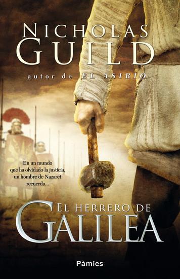 El herrero de Galilea - cover