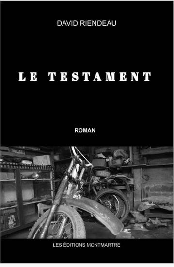 Le testament - cover