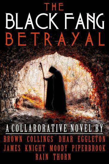 The Black Fang Betrayal - cover
