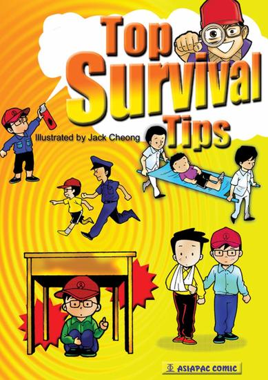 Top Survival Tips - cover