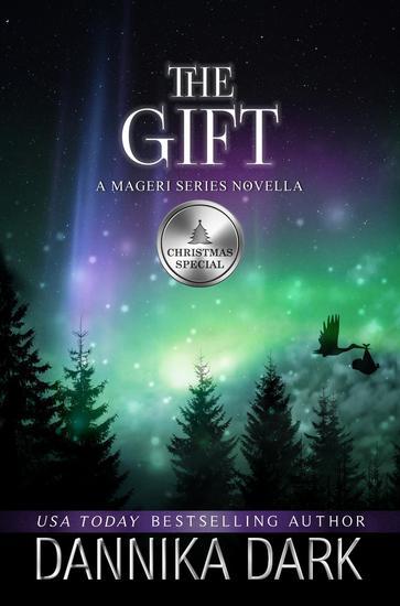The Gift: A Christmas Novella - Mageri #6 - cover