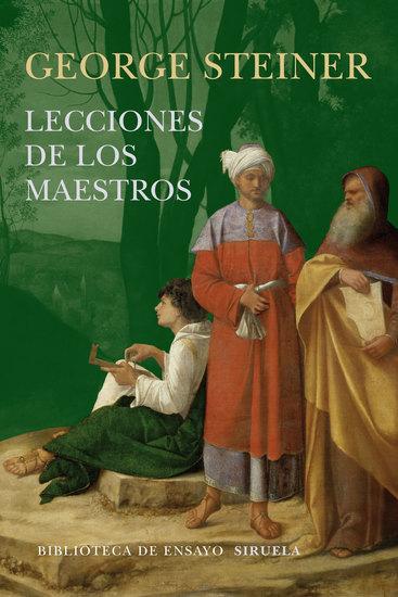 Lecciones de los Maestros - cover