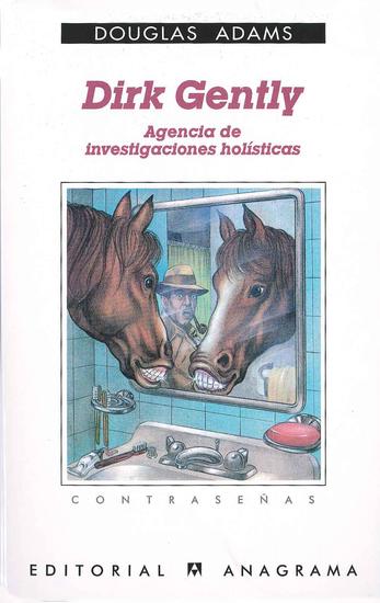 Dirk Gently agencia de investigaciones holísticas - cover