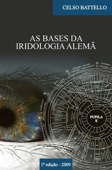 As Bases da Iridologia Alemã - cover