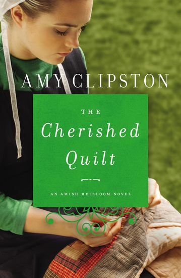 The Cherished Quilt - cover