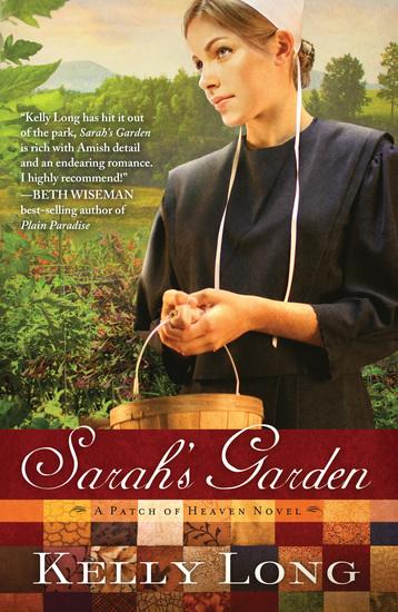 Sarah's Garden - cover