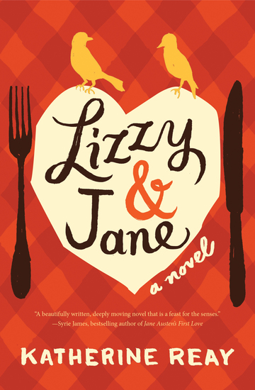 Lizzy and Jane - cover