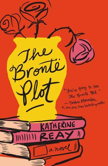 The Brontë Plot - cover
