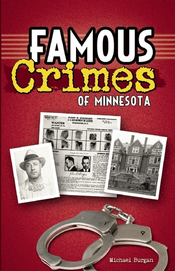 Famous Crimes of Minnesota - cover