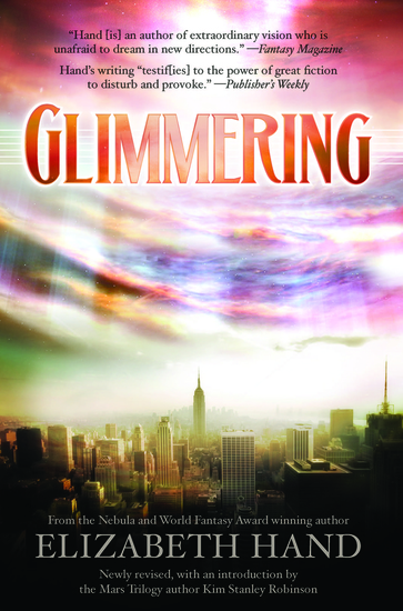 Glimmering - cover