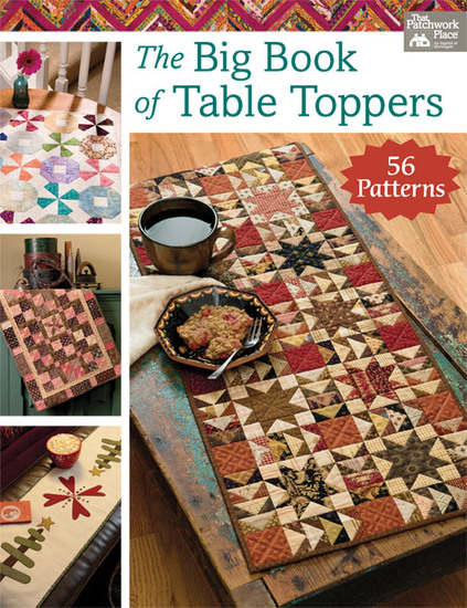 The Big Book of Table Toppers - cover