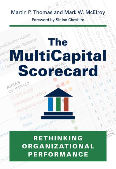The MultiCapital Scorecard - Rethinking Organizational Performance - cover