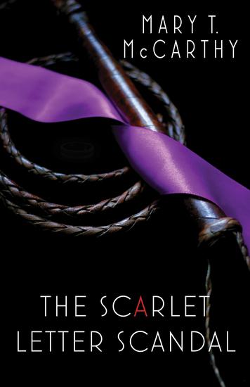 The Scarlet Letter Scandal - cover