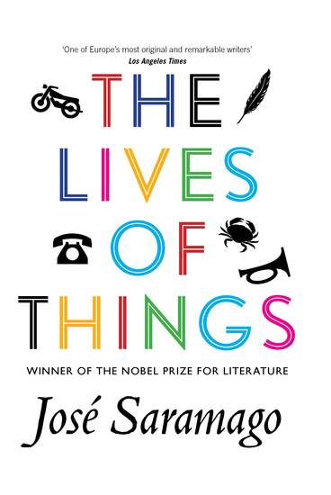 The Lives of Things - cover