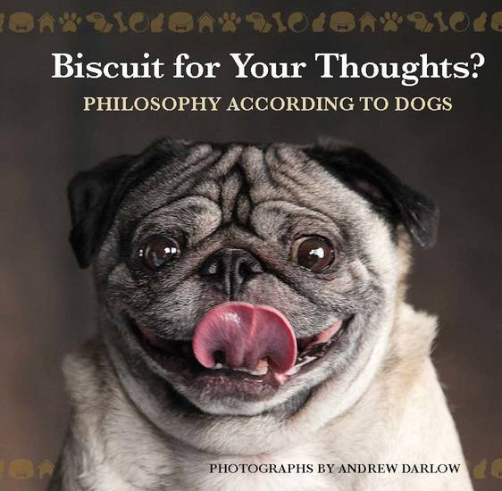 Biscuit for Your Thoughts? - Philosophy According to Dogs - cover