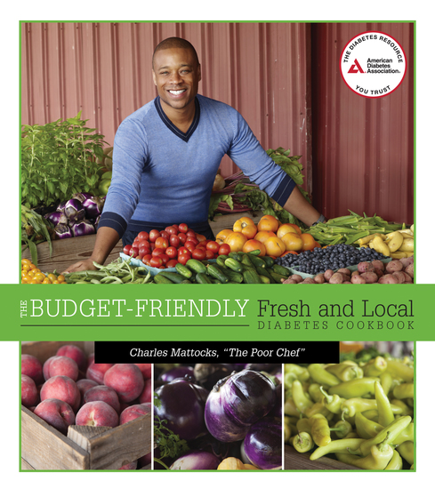 The Budget-Friendly Fresh and Local Diabetes Cookbook - cover