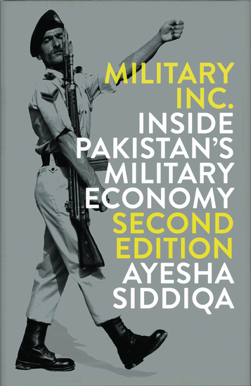 Military Inc - Inside Pakistan's Military Economy - cover