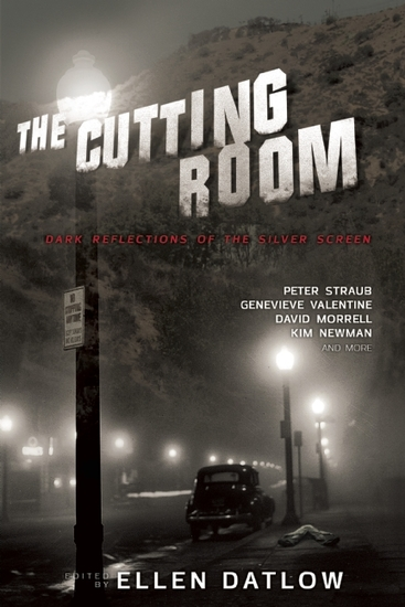 The Cutting Room - Dark Reflections of the Silver Screen - cover
