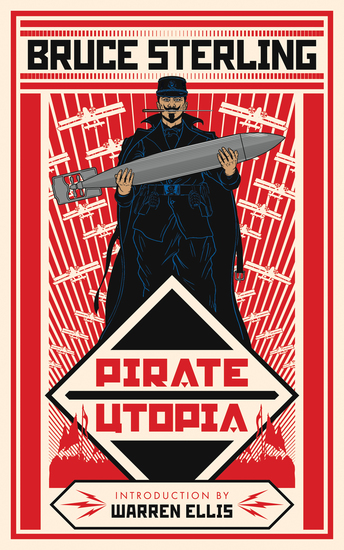 Pirate Utopia - cover