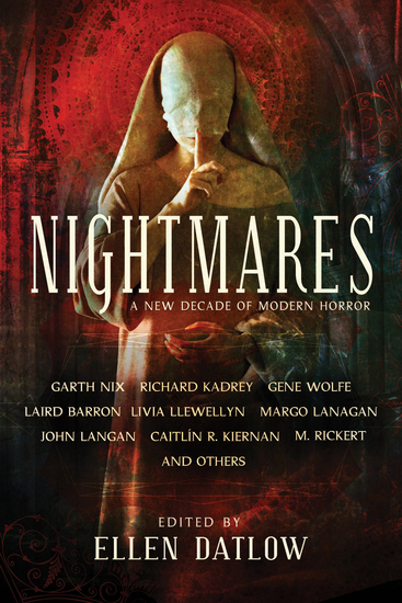 Nightmares - A New Decade of Modern Horror - cover