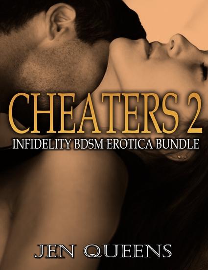 Cheaters 2: Infidelity Erotica Bundle - cover