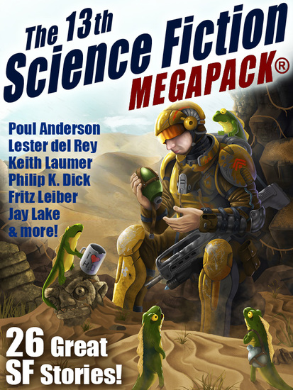 The 13th Science Fiction MEGAPACK® - 26 Great SF Stories! - cover