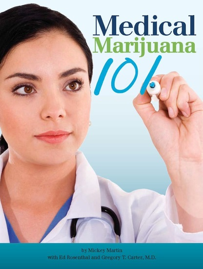 Medical Marijuana 101 - cover