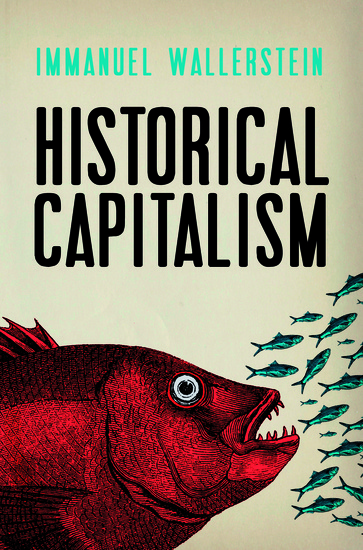 Historical Capitalism - With Capitalist Civilization - cover