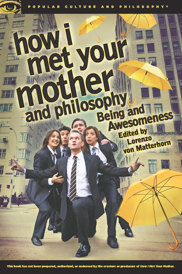 How I Met Your Mother and Philosophy - cover