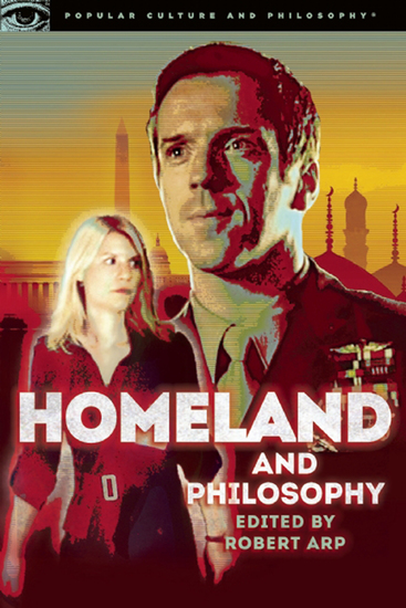 Homeland and Philosophy - cover