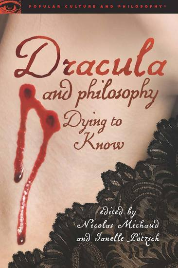 Dracula and Philosophy - cover