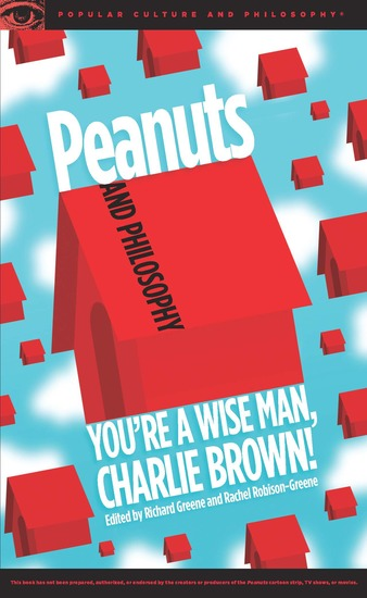 Peanuts and Philosophy - cover