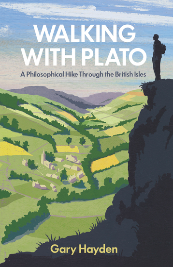 Walking with Plato - cover