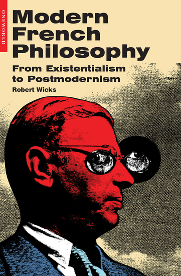 Modern French Philosophy - From Existentialism to Postmodernism - cover
