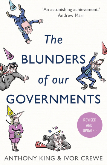 The Blunders of our Governments - cover