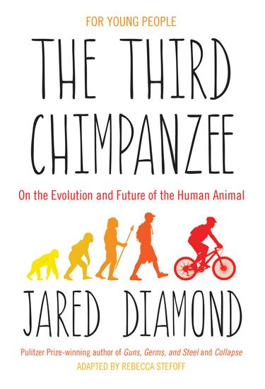 The Third Chimpanzee - cover