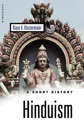 Hinduism - A Short History - cover