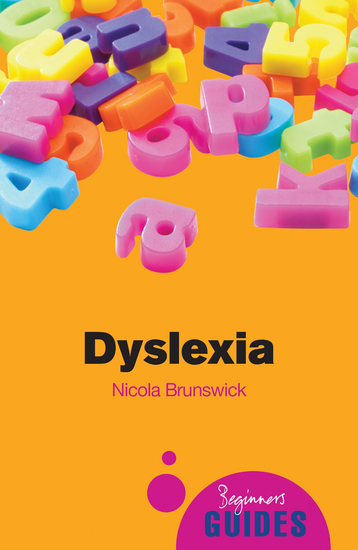 Dyslexia - A Beginner's Guide - cover