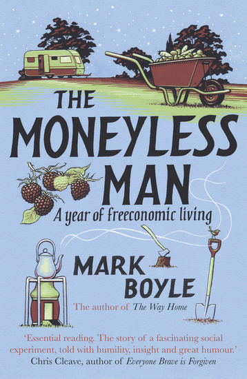 The Moneyless Man - cover