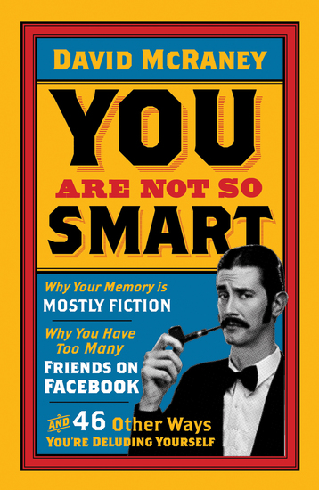 You are Not So Smart - cover