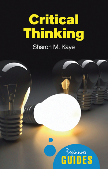 Critical Thinking - A Beginner's Guide - cover