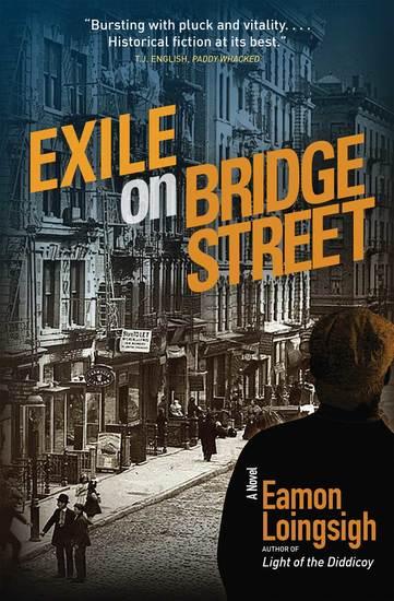 Exile on Bridge Street - A Novel - cover