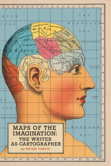 Maps of the Imagination - The Writer as Cartographer - cover