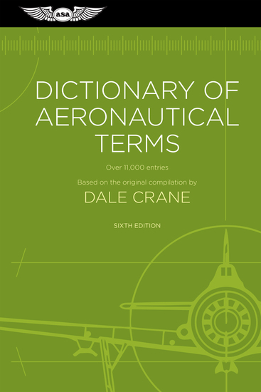 Dictionary of Aeronautical Terms - Over 11000 Entries - cover