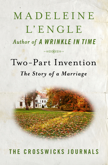 Two-Part Invention - The Story of a Marriage - cover