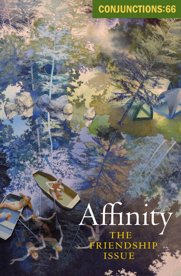 Affinity - The Friendship Issue - cover